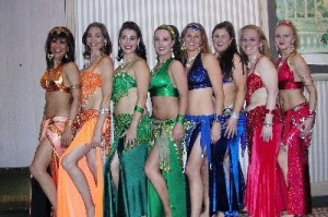 2006 US Queen of Raks Sharqi Troupe Champions